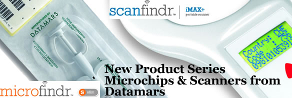 Pet Microchip Scanners from Datamars